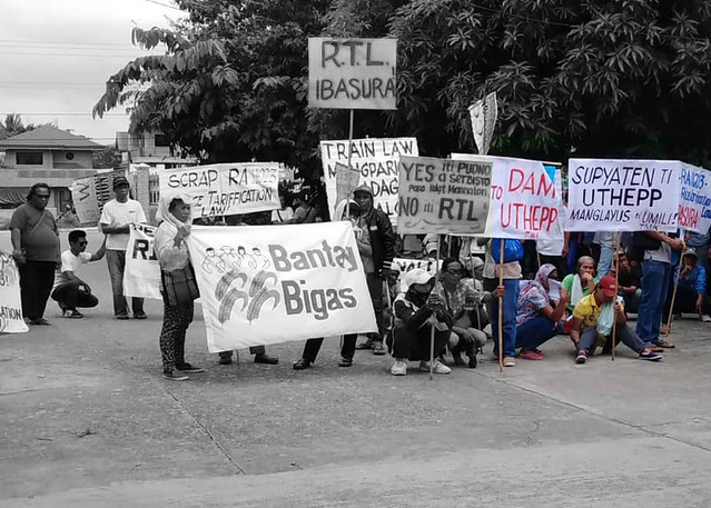 UTHPP Protest