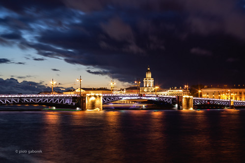 saintpetersburg petersburg russia russian neva river nightfall sunset cloud clouds cloudy water sky drama dramatic bridge dome reflection europe european pietkagab photography piotrgaborek sonya7 travel trip tourism sightseeing adventure architecture city cityscape night twilight