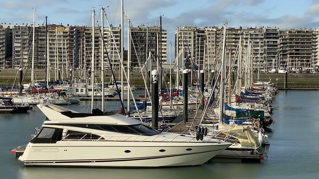 Port de Blankenberge- 7601