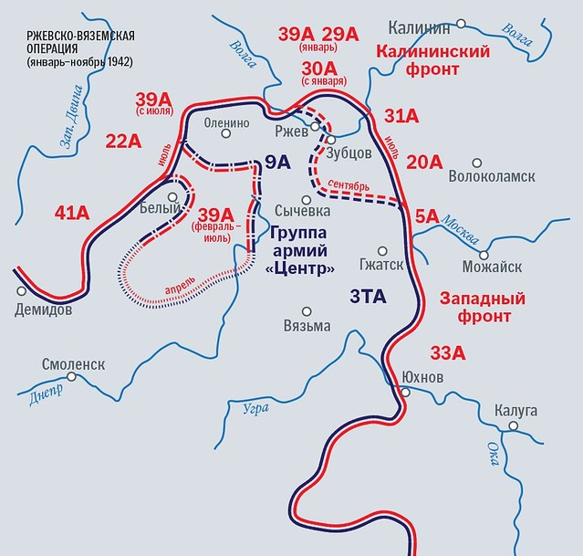Ржевско-Вяземский выступ