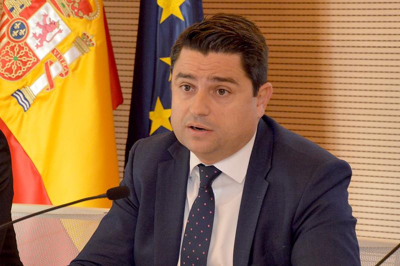 José Manuel Pagán, rector de la UCV