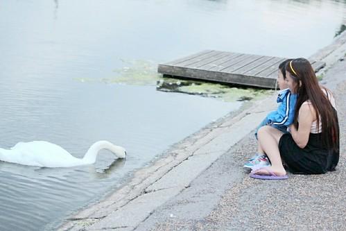 海德公園(善善5歲)