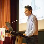 Ter, 22/10/2019 - 15:56 - A Escola Superior de Tecnologia da Saúde de Lisboa (ESTeSL-IPL) assinalou o inicio do ano letivo com uma Sessão Solene dedicada ao tema 'E-learning', que culminou com a apresentação do primeiro curso 'online, aberto e massivo', de 'Introdução à Epigenética'. A cerimónia decorreu no auditório da ESTeSL, no dia 22 de outubro de 2019, e contou com a presença de Elmano Margato, presidente do IPL, Maria Beatriz Roda, presidente da Associação de Estudantes da ESTeSL, Anabela Graça, presidente da ESTeSL, entre outros representantes e membros da comunidade académica do Politécnico de Lisboa.