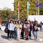Ter, 22/10/2019 - 15:10 - A Escola Superior de Tecnologia da Saúde de Lisboa (ESTeSL-IPL) assinalou o inicio do ano letivo com uma Sessão Solene dedicada ao tema 'E-learning', que culminou com a apresentação do primeiro curso 'online, aberto e massivo', de 'Introdução à Epigenética'. A cerimónia decorreu no auditório da ESTeSL, no dia 22 de outubro de 2019, e contou com a presença de Elmano Margato, presidente do IPL, Maria Beatriz Roda, presidente da Associação de Estudantes da ESTeSL, Anabela Graça, presidente da ESTeSL, entre outros representantes e membros da comunidade académica do Politécnico de Lisboa.