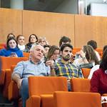 Ter, 22/10/2019 - 15:06 - A Escola Superior de Tecnologia da Saúde de Lisboa (ESTeSL-IPL) assinalou o inicio do ano letivo com uma Sessão Solene dedicada ao tema 'E-learning', que culminou com a apresentação do primeiro curso 'online, aberto e massivo', de 'Introdução à Epigenética'. A cerimónia decorreu no auditório da ESTeSL, no dia 22 de outubro de 2019, e contou com a presença de Elmano Margato, presidente do IPL, Maria Beatriz Roda, presidente da Associação de Estudantes da ESTeSL, Anabela Graça, presidente da ESTeSL, entre outros representantes e membros da comunidade académica do Politécnico de Lisboa.