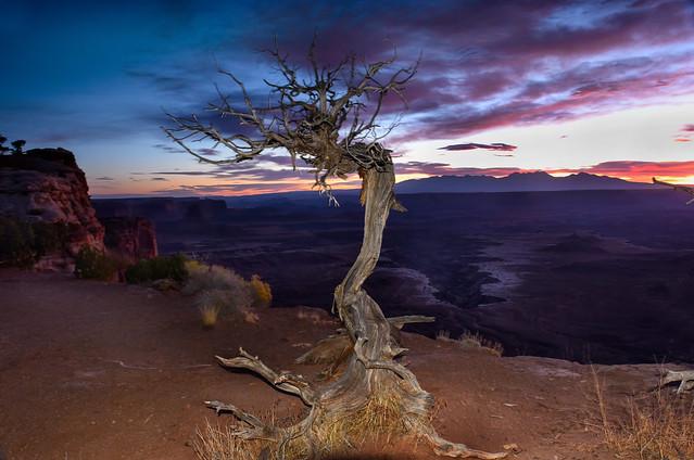 Sunrise Canyonlands
