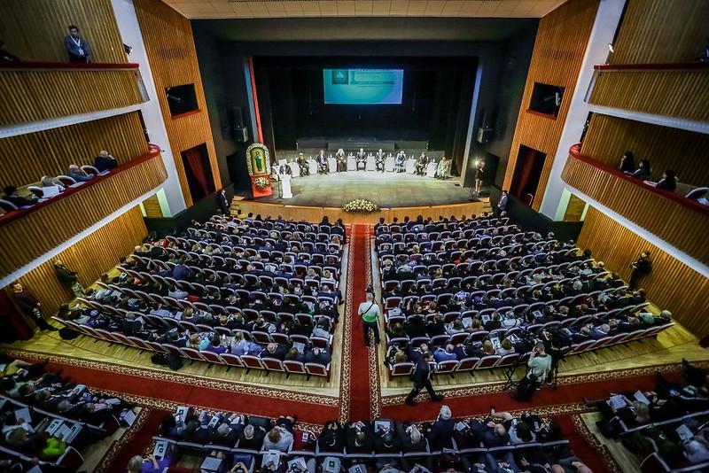24 октября 2019, VII Ставропольский форум Всемирного русского народного собора открылся в краевом центре