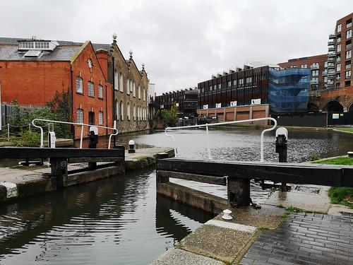 Regents Canal near Camden