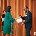 Ter, 22/10/2019 - 15:54 - A Escola Superior de Tecnologia da Saúde de Lisboa (ESTeSL-IPL) assinalou o inicio do ano letivo com uma Sessão Solene dedicada ao tema 'E-learning', que culminou com a apresentação do primeiro curso 'online, aberto e massivo', de 'Introdução à Epigenética'. A cerimónia decorreu no auditório da ESTeSL, no dia 22 de outubro de 2019, e contou com a presença de Elmano Margato, presidente do IPL, Maria Beatriz Roda, presidente da Associação de Estudantes da ESTeSL, Anabela Graça, presidente da ESTeSL, entre outros representantes e membros da comunidade académica do Politécnico de Lisboa.