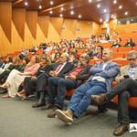 Ter, 22/10/2019 - 15:38 - A Escola Superior de Tecnologia da Saúde de Lisboa (ESTeSL-IPL) assinalou o inicio do ano letivo com uma Sessão Solene dedicada ao tema 'E-learning', que culminou com a apresentação do primeiro curso 'online, aberto e massivo', de 'Introdução à Epigenética'. A cerimónia decorreu no auditório da ESTeSL, no dia 22 de outubro de 2019, e contou com a presença de Elmano Margato, presidente do IPL, Maria Beatriz Roda, presidente da Associação de Estudantes da ESTeSL, Anabela Graça, presidente da ESTeSL, entre outros representantes e membros da comunidade académica do Politécnico de Lisboa.