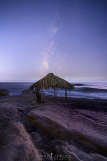 Surf Shack Milky Way