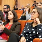 Ter, 22/10/2019 - 15:18 - A Escola Superior de Tecnologia da Saúde de Lisboa (ESTeSL-IPL) assinalou o inicio do ano letivo com uma Sessão Solene dedicada ao tema 'E-learning', que culminou com a apresentação do primeiro curso 'online, aberto e massivo', de 'Introdução à Epigenética'. A cerimónia decorreu no auditório da ESTeSL, no dia 22 de outubro de 2019, e contou com a presença de Elmano Margato, presidente do IPL, Maria Beatriz Roda, presidente da Associação de Estudantes da ESTeSL, Anabela Graça, presidente da ESTeSL, entre outros representantes e membros da comunidade académica do Politécnico de Lisboa.