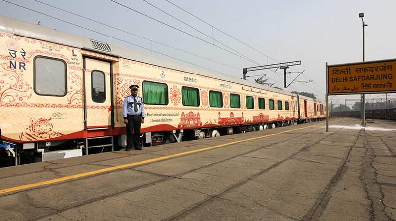 India Kembali Jalankan Kereta Wisata Jalur Buddhis