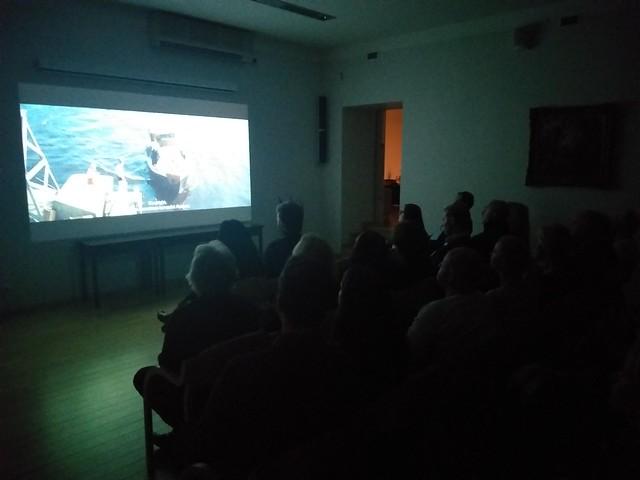 """Sadarbības partneriem Maskavā tiek demonstrēta D. Sīmaņa LV 100 filma """"Tēvs Nakts"""""""