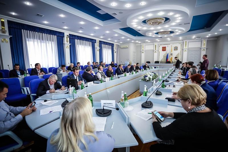 24 октября 2019, Секция «Русский язык и русский мир: диалог религий, культур и цивилизаций»