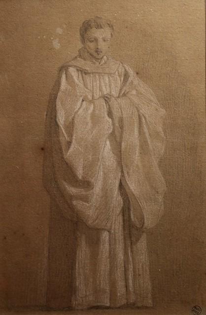 Moine Olivétain (XVIIIe siècle)