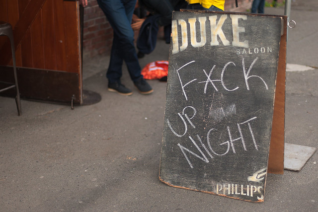 F*ckUp Night VOL.13