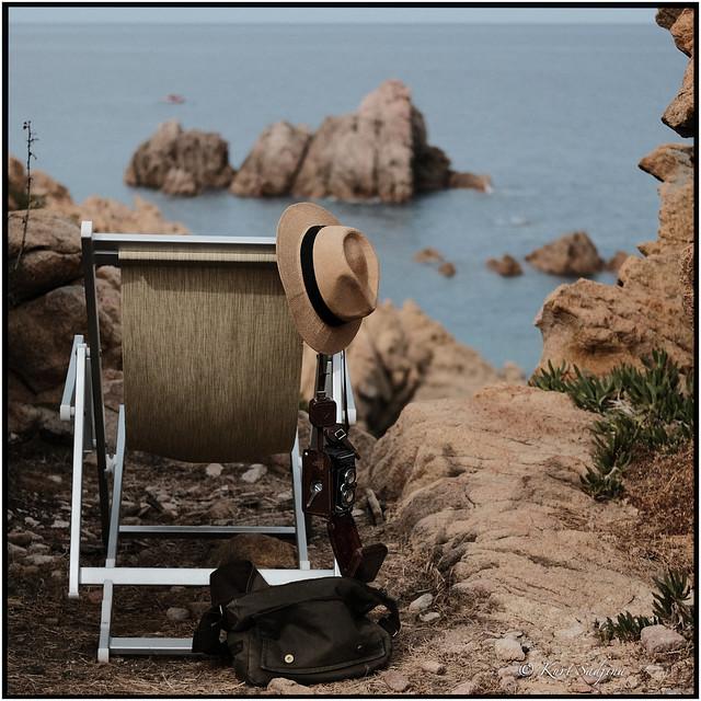 Saluti da Sardegna_Tele Rolleiflex