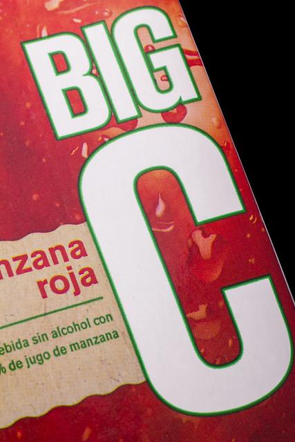 BIG C Manzana Roja
