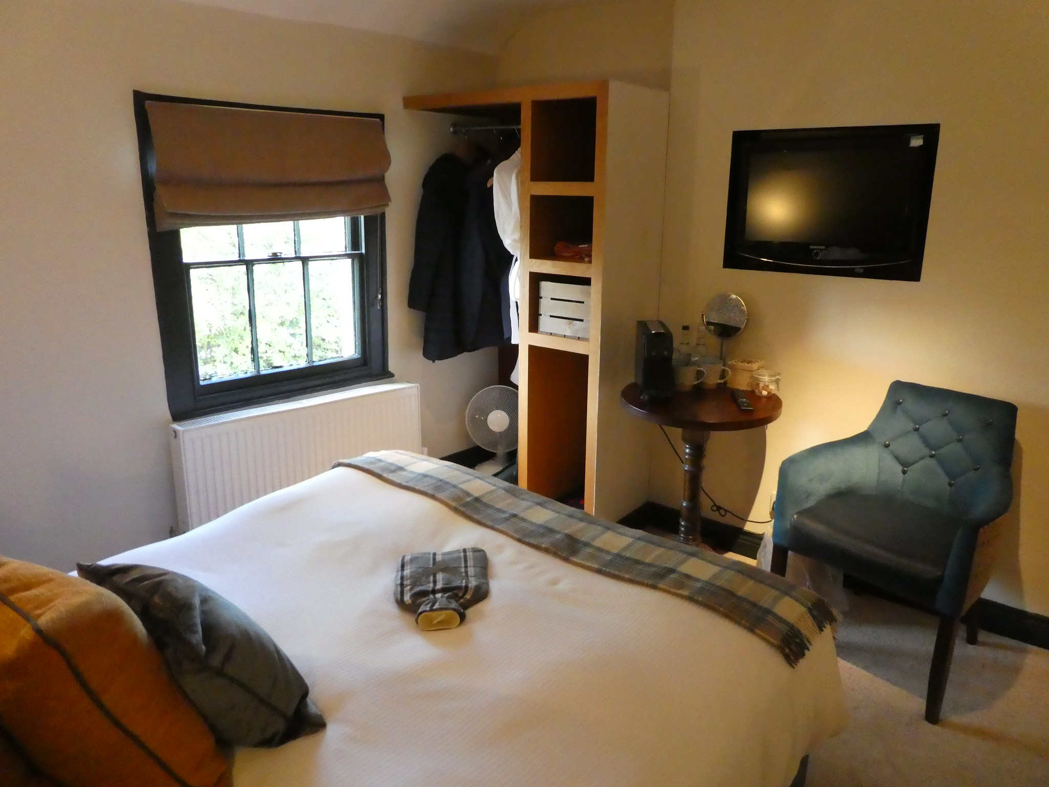 Pheasant Inn, Highclere , Hotel Room
