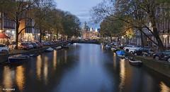 Amsterdam : Nieuwmarkt.