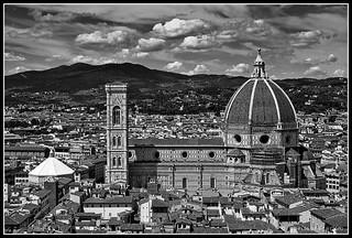 Firenze_Duomo_01-sviluppo-03-BW