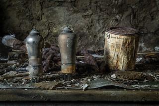Lathalum house: Abandoned in Scotland