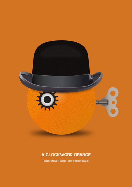 A Clockwork Orange - Alternative Movie Poster