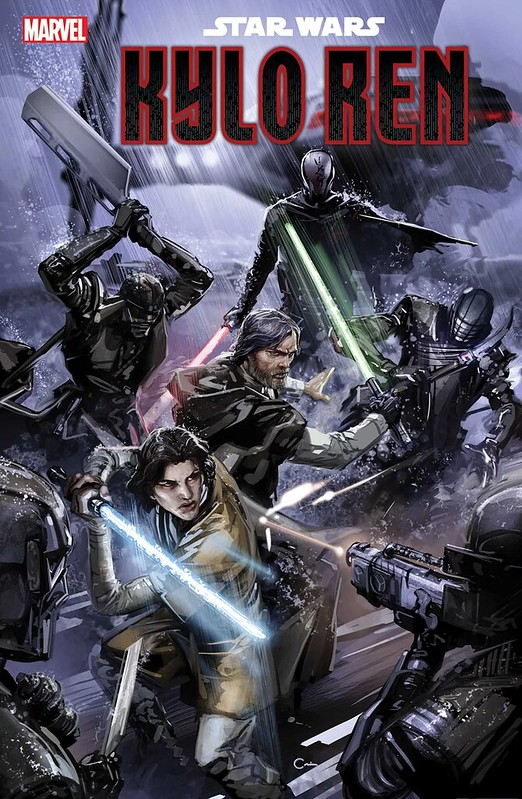 New Release The Rise Of Kylo Ren 2 Roqoo Depot