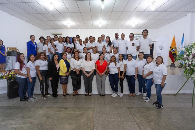 Inauguración de Clases Todos ABC - Guayaquil