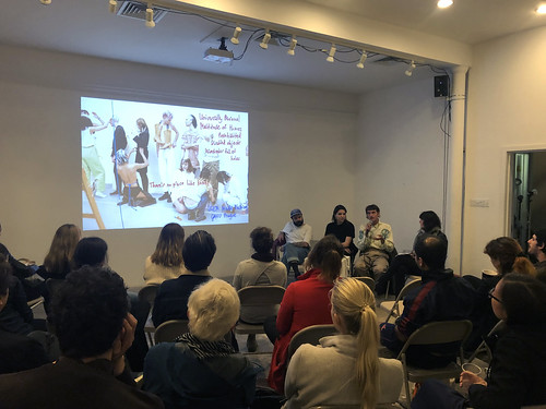 RU Talk: Tadej Vaukman, Katarina Petrovic, Lukas Hofmann in conversation with Rachel Gugelberger