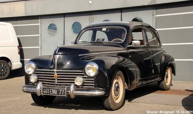 Peugeot 203 1950