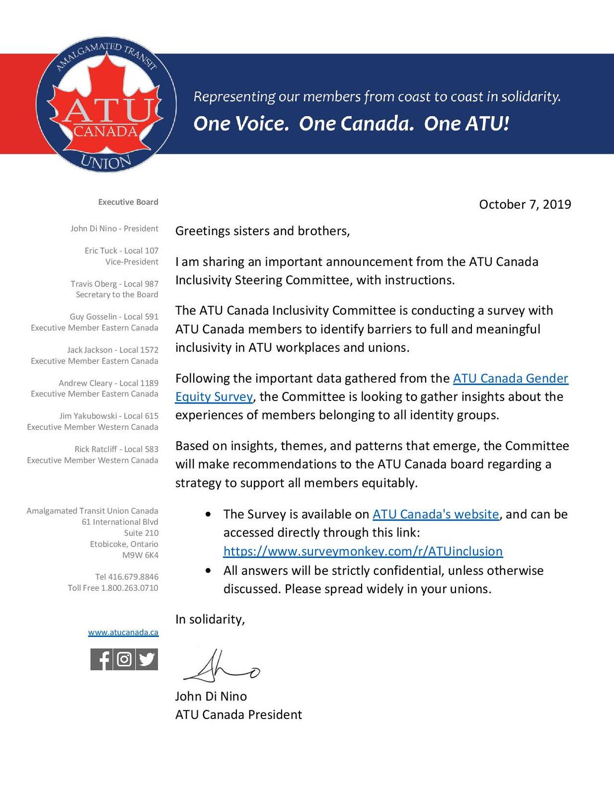 ATU Canada Inclusivity Survey Ask October 7-page-001