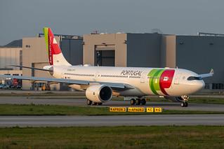 A330-941N TAP F-WWCC - CS-TUR MSN1943