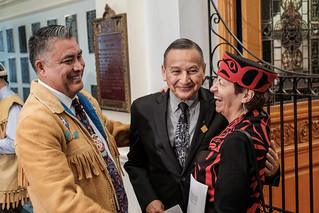 Recognizing and Protecting the Rights of Indigenous Peoples | by BC Gov Photos