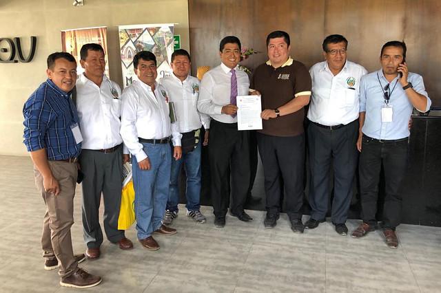 Ratifican a Quillabamba como sede de FICAFE 2020