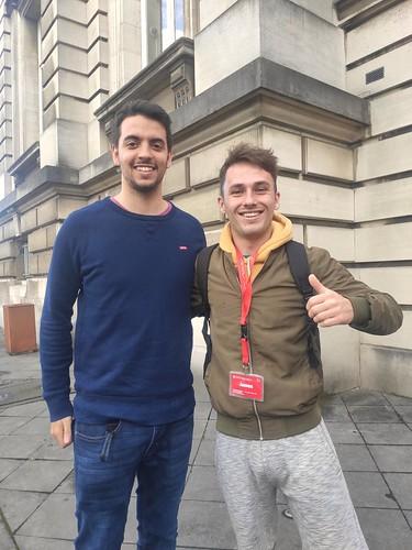 Free Tour con James #Bruselas