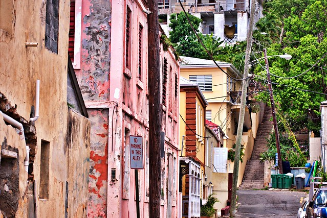 Taking it to the City Streets-Charlotte Amalie #51