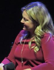 "Clare Kramer, moderator. Buffy's ""Glory"""