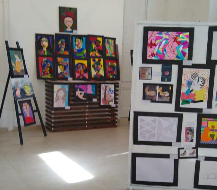 2019-1024 EDUCACION Muestra Anual C.P.Artes