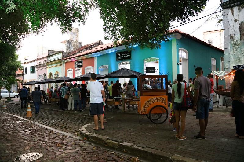 24.10.2019 Inauguração do Centro Cultural Óscar Ramos e apresentação do Hino de Manaus