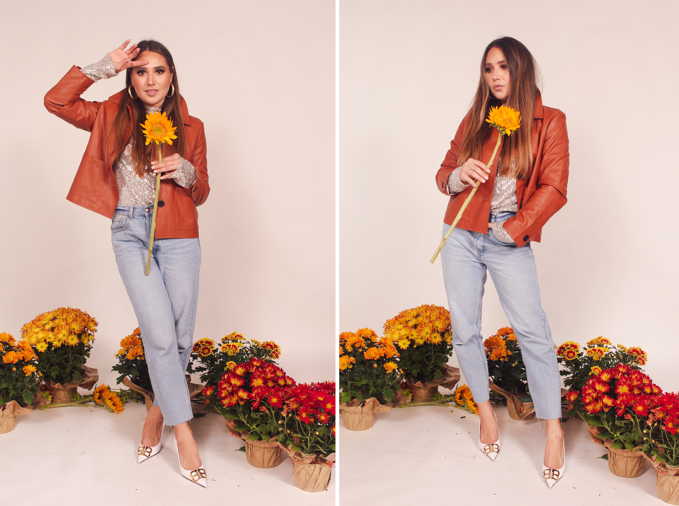 FALLING FOR FALL lookbook by Generation Bliss