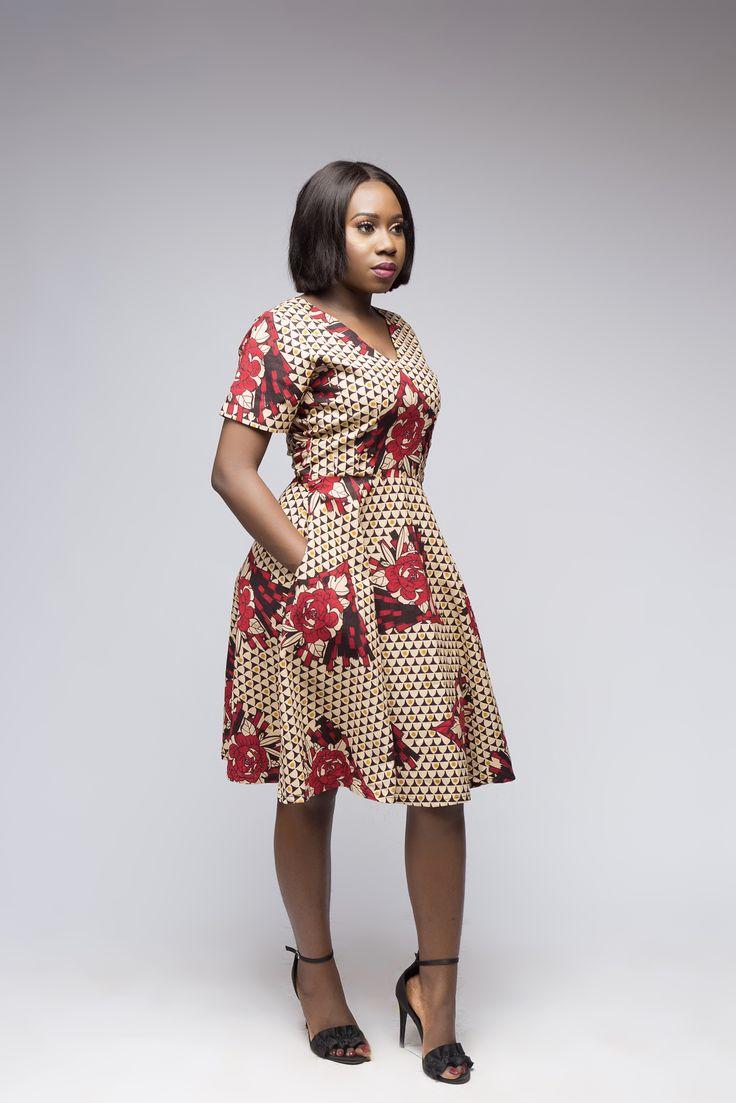The Best Kitenge Dresses Designs For Ladies 2020