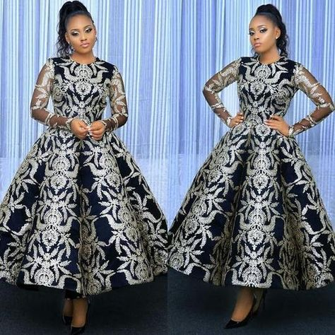 The Best Kitenge Dresses Designs For Ladies 2020 Latest African