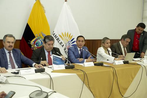 SESIÓN DE LA COMISIÓN DE RÉGIMEN ECONÓMICO, QUITO, 24 DE OCTUBRE DEL 2019.