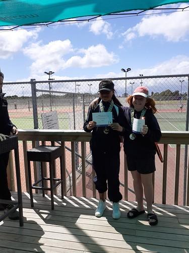 2019 WBOP Yr7&8 Tennis Championship