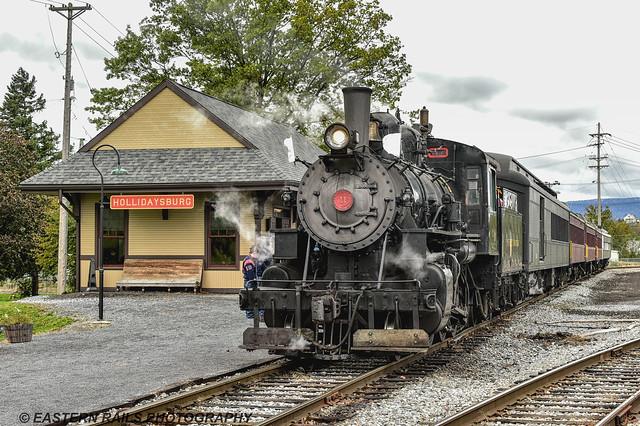 Hollidaysburg, PA - 10/21/18