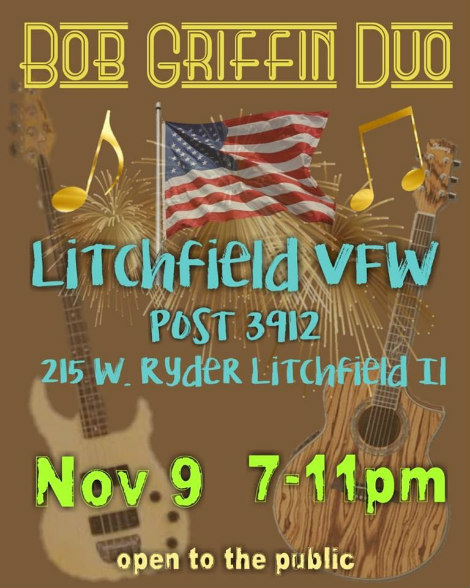 Bob Griffin Duo 11-9-19
