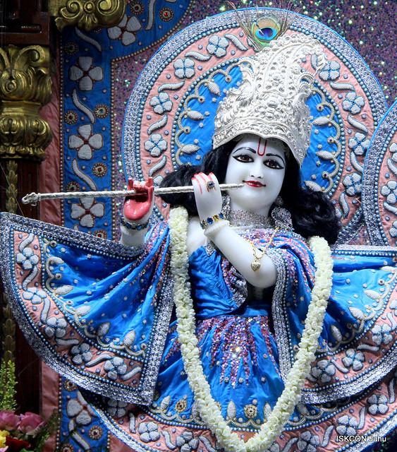 ISKCON Juhu Mangal Deity Dasharn 25th Oct 2019