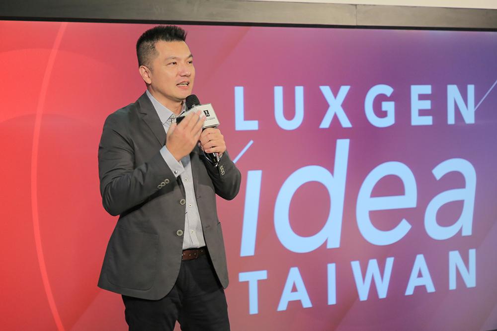 TEDx 大使李欣龍博士:韌性,是未來品牌發展的關鍵。 URX 的韌性:面對挫折與困難,具有復原的彈力。